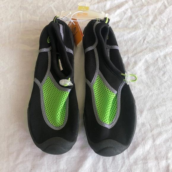 725aaf90a Champion Black Green Water Shoes